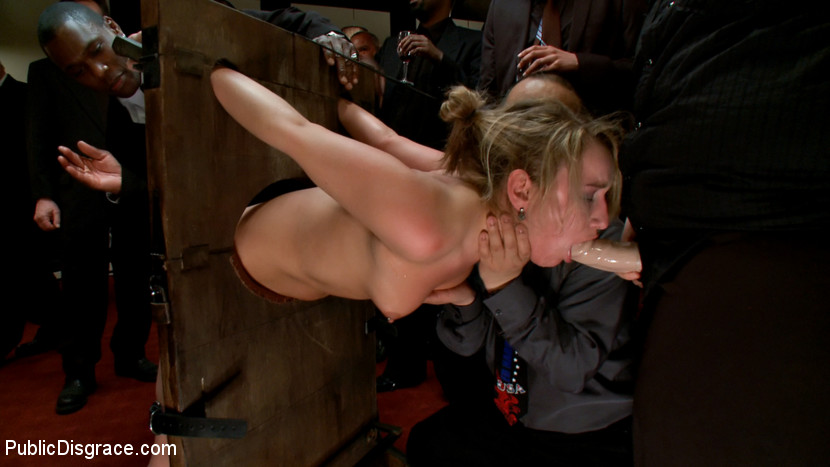 female bondage and submission